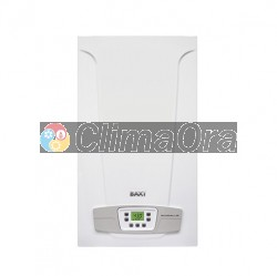 Caldaia a Camera Aperta BAXI ECO5 BLUE 24 kW Low NOx Metano o GPL