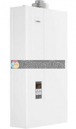 Scaldabagno a gas Rinnai Infinity 14i Interno Metano +kit fumi